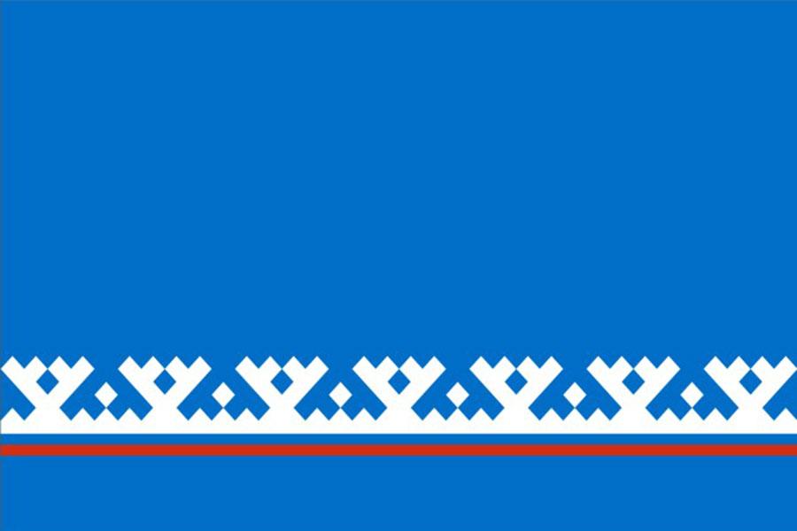 Флаги субъектов РФ, фото флагов субъектов РФ Чукотский Автономный Округ Флаг