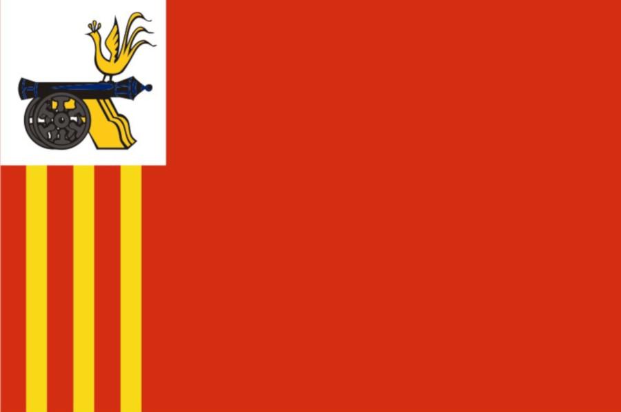 Флаг смоленской области картинки
