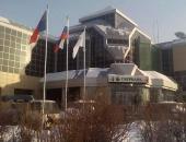 Флаги и уличные флагштоки для Сбербанка Кемеровская область