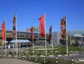 Флаги произвольного дизайна на флагштоках
