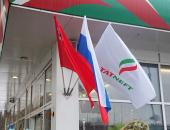 Флаги на настенном кронштейне