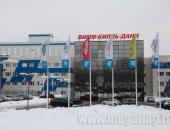 Флаги и флагштоки из стекловолокна для завода Вимм-Биль-Данн