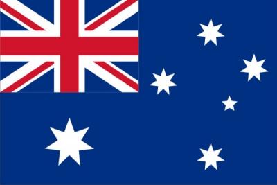 Флаг страны Австралия