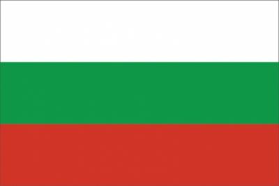 Флаг страны Болгария