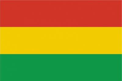 Флаг страны Боливия