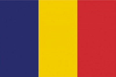 Флаг страны Чад