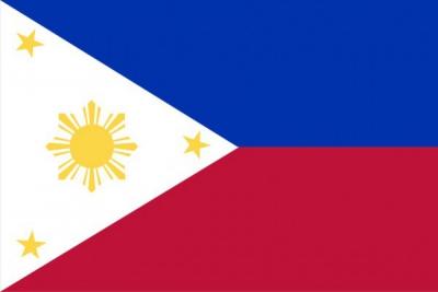 Флаг страны Филиппины
