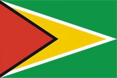 Флаг страны Гайана