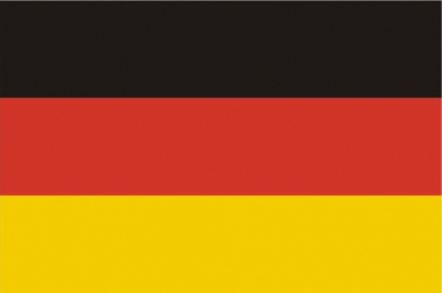 Флаг страны Германия
