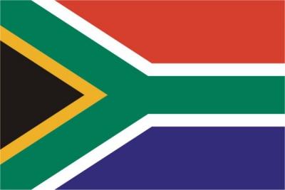 Флаг страны ЮАР