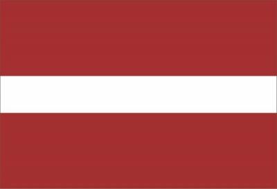 Флаг страны Латвия