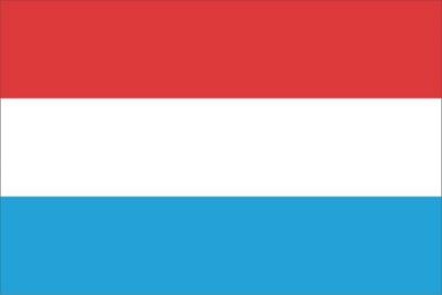 Флаг страны Люксембург