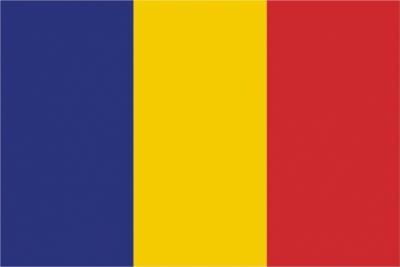 Флаг страны Румыния