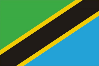 Флаг страны Танзания