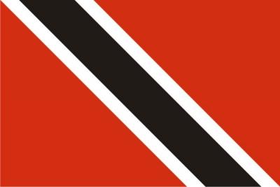 Флаг страны Тринидад и Тобаго
