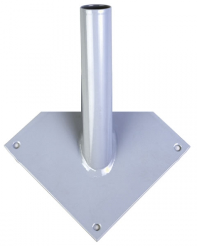 Кронштейн настенный для флагов одинарный сталь