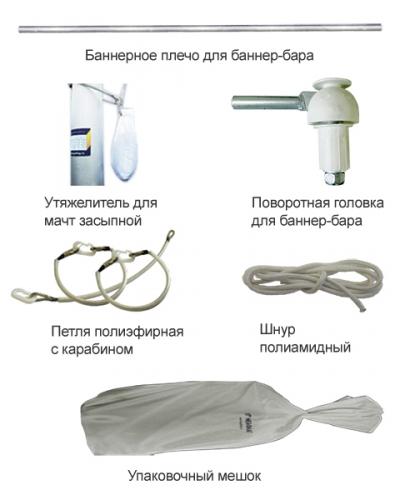 Баннер-бар комплектация