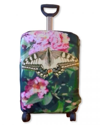 Чехол на чемодан Бабочка