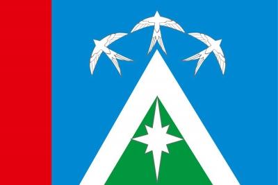 Флаг города Луховицы Московская область