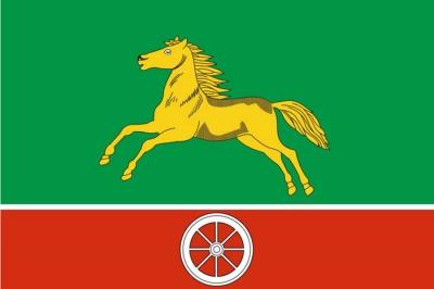 Флаг района Беговое г. Москва