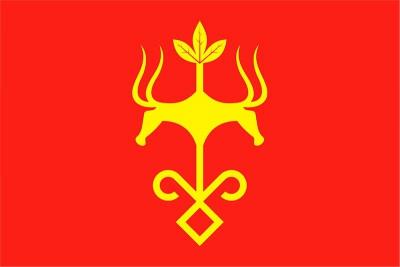 Флаг Майкопа