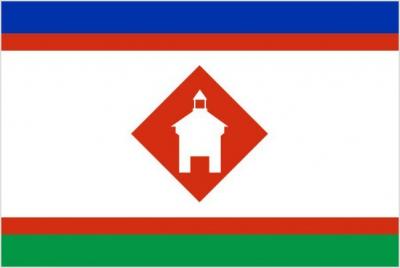 Флаг города Якутск