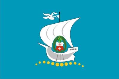 Флаг города Калининград