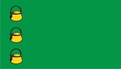 Флаг города Котельники