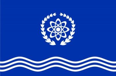 Флаг города Обнинск