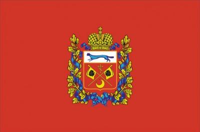 Флаг субъекта РФ Оренбургская область