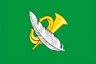 Флаг района Перово города Москва