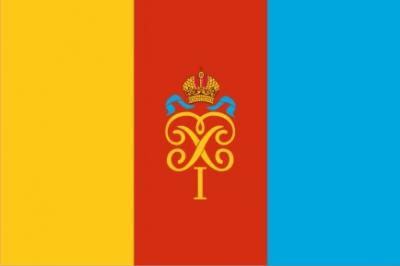Флаг города Петергоф