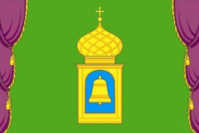 Флаг города Пушкино