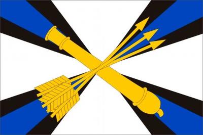 Флаг ПВО России