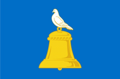 Флаг города Реутов Московской области