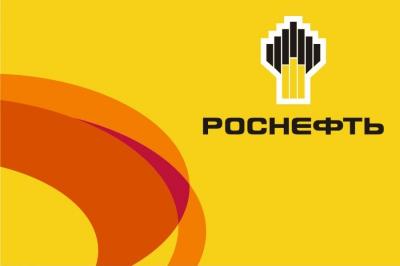 Флаг Роснефть