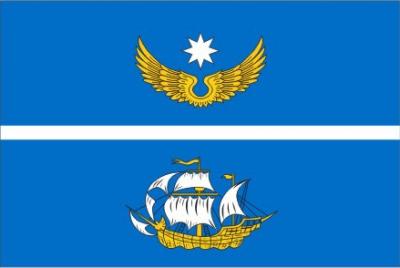 Флаг Северного АО Москвы