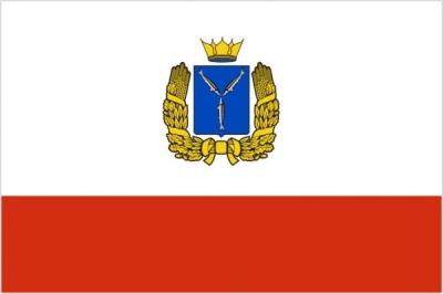 Флаг субъекта РФ Саратовская область