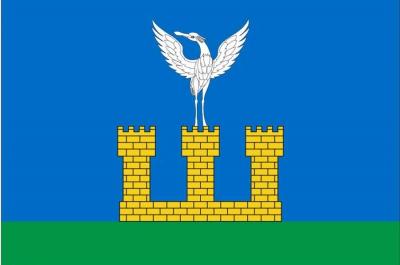 Флаг городского поселения Шаховская Московской области
