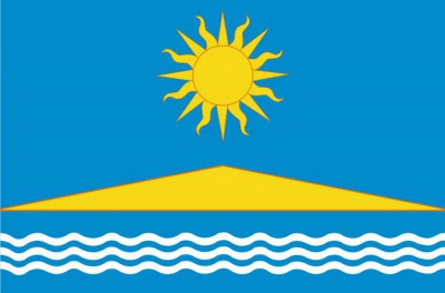 Флаг города Солнечногорск