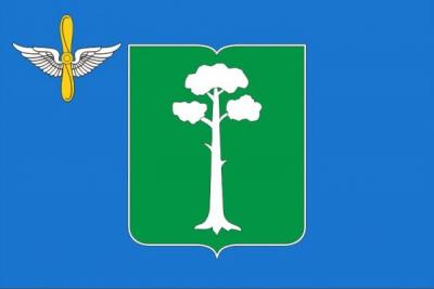 Флаг Северо-Западного АО Москвы