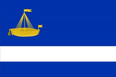 Флаг города Тюмень