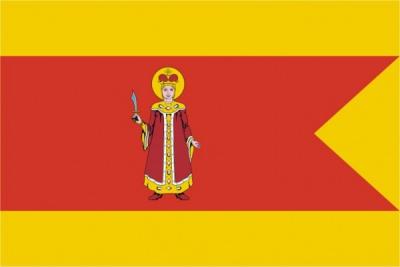 Флаг города Углич