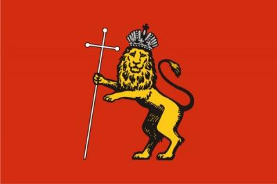 Флаг города Владимир