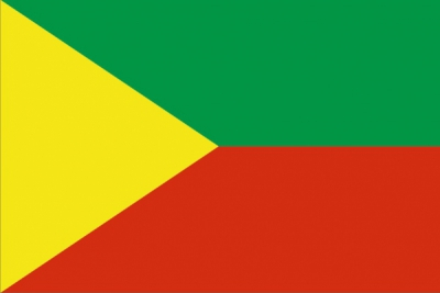 Флаг субъекта РФ Забайкальский край