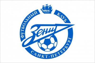 Флаг ФК Зенит