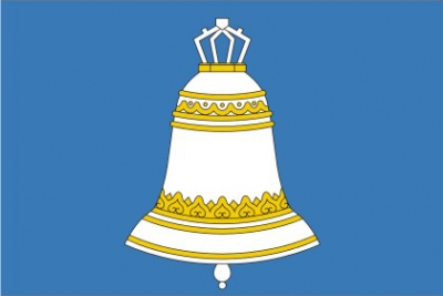 Флаг города Звенигород