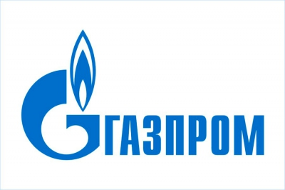 Флаг Газпром