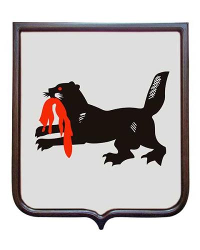 Герб Иркутской области