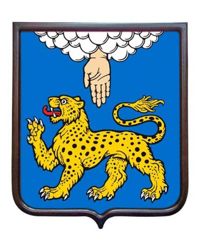 Герб города Пскова (герб малый)